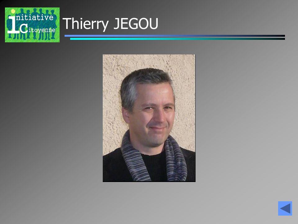 Thierry JEGOU
