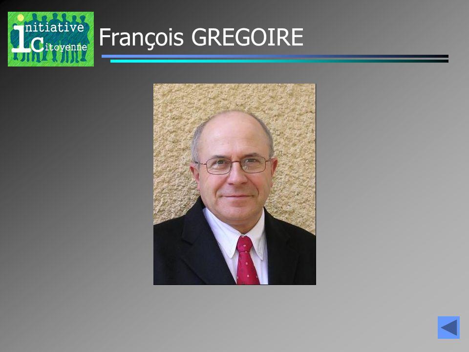François GREGOIRE