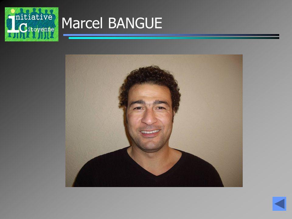 Marcel BANGUE