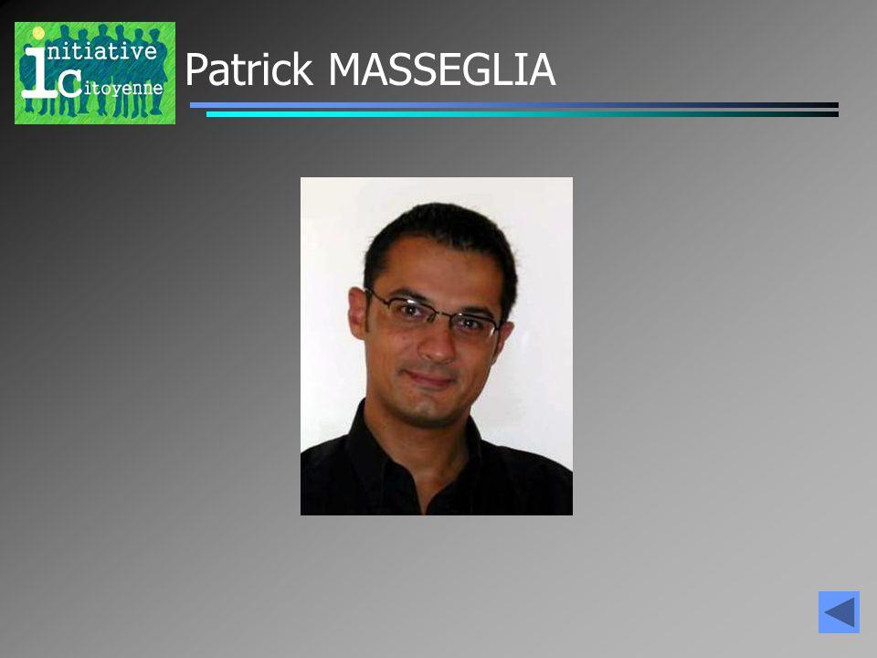Patrick MASSEGLIA