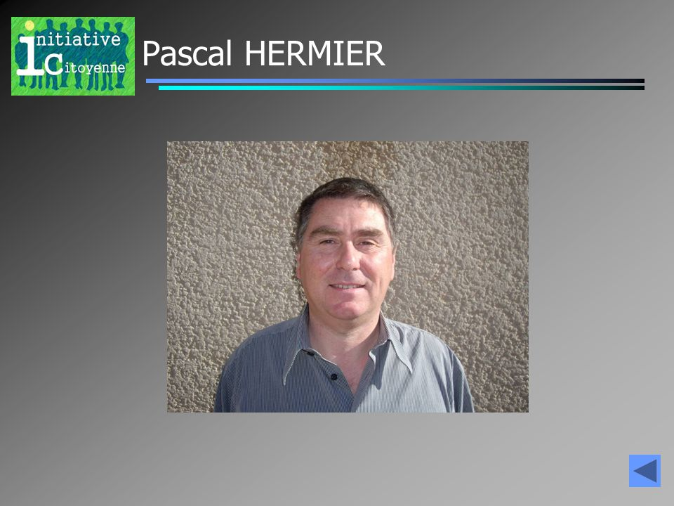 Pascal HERMIER
