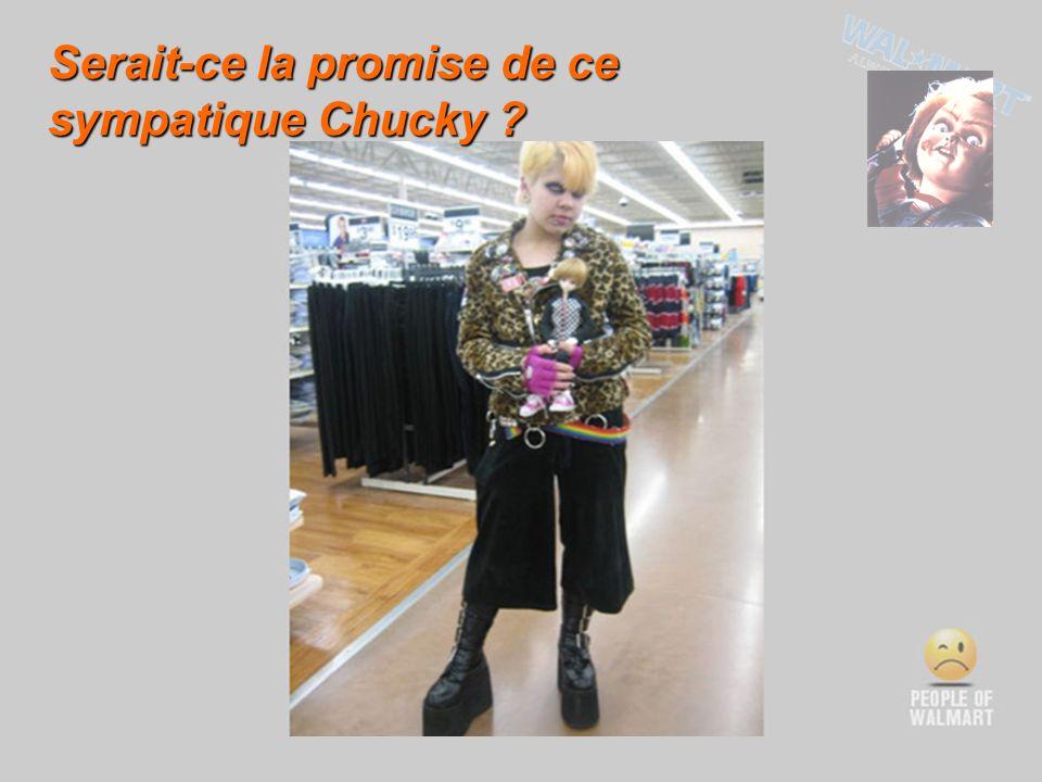 Serait-ce la promise de ce sympatique Chucky
