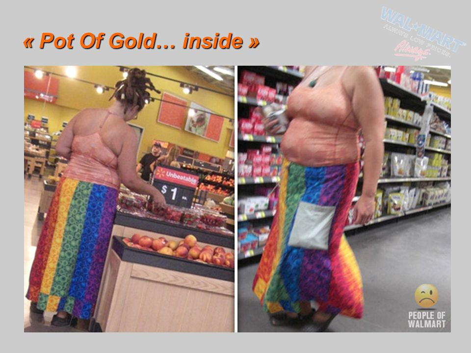 « Pot Of Gold… inside »