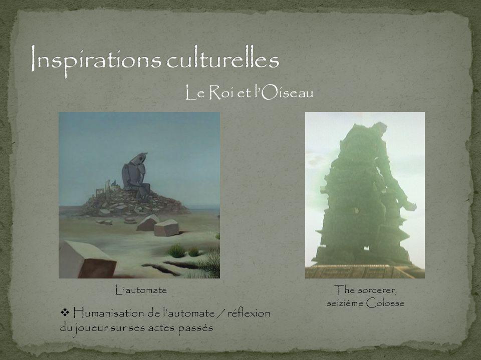 Inspirations culturelles