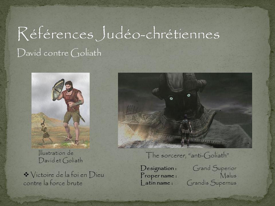 Références Judéo-chrétiennes