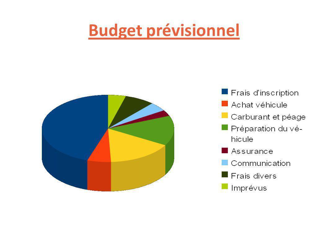 Budget prévisionnel 8