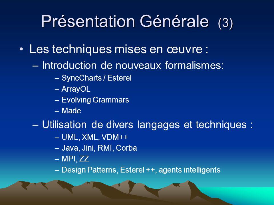 Présentation Générale (3)