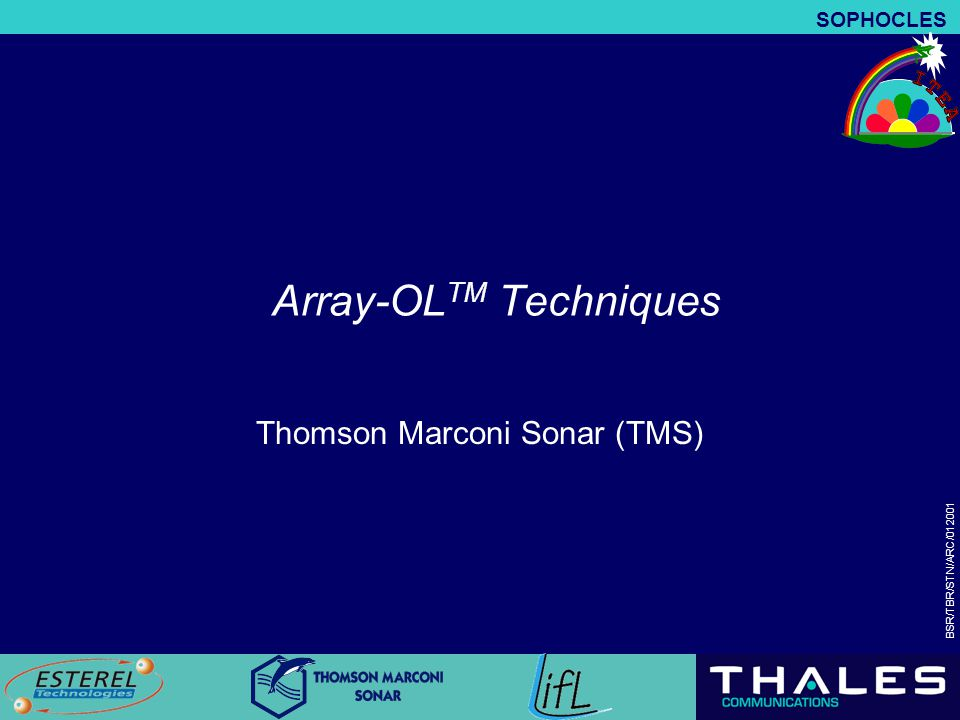 Array-OLTM Techniques