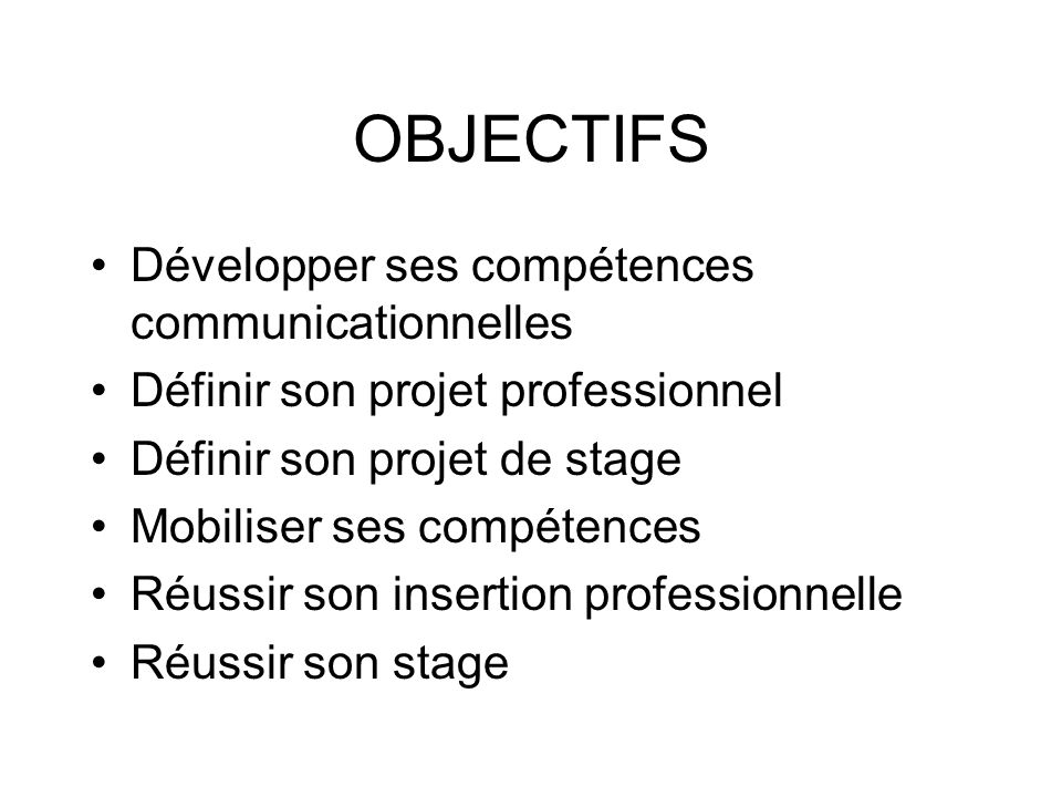 gestion de projet professionnel