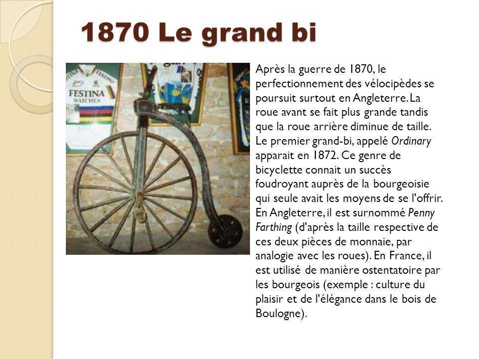 1870 Le grand bi