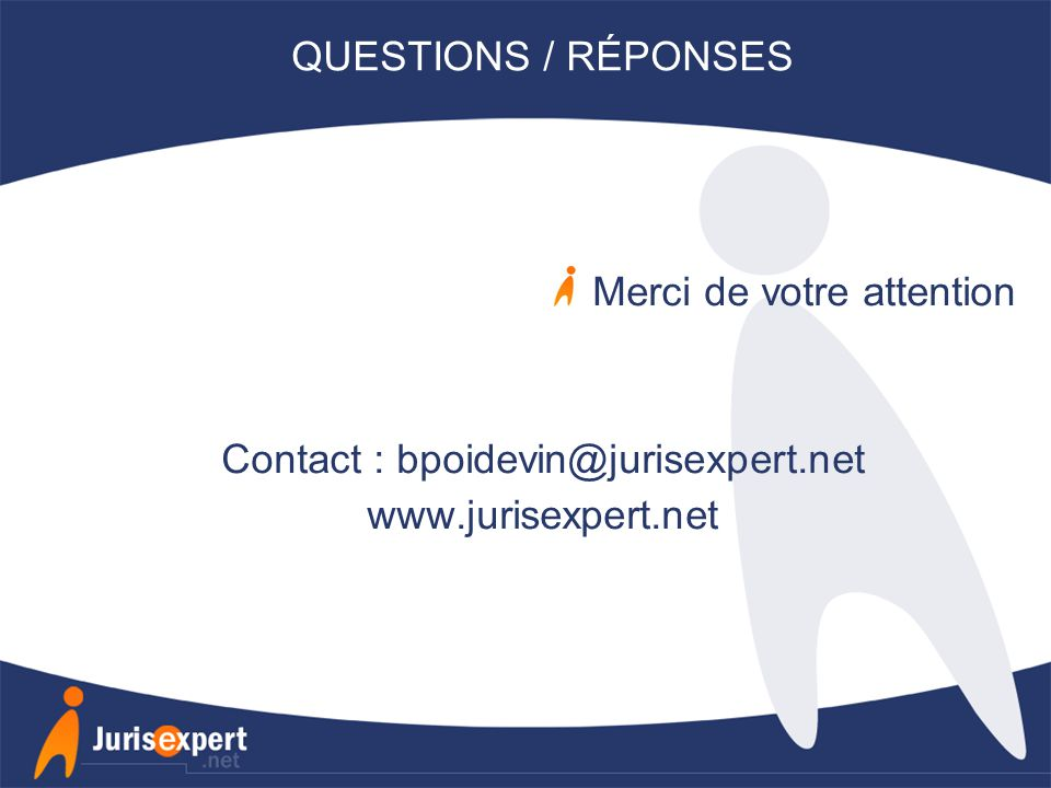 Contact : bpoidevin@jurisexpert.net