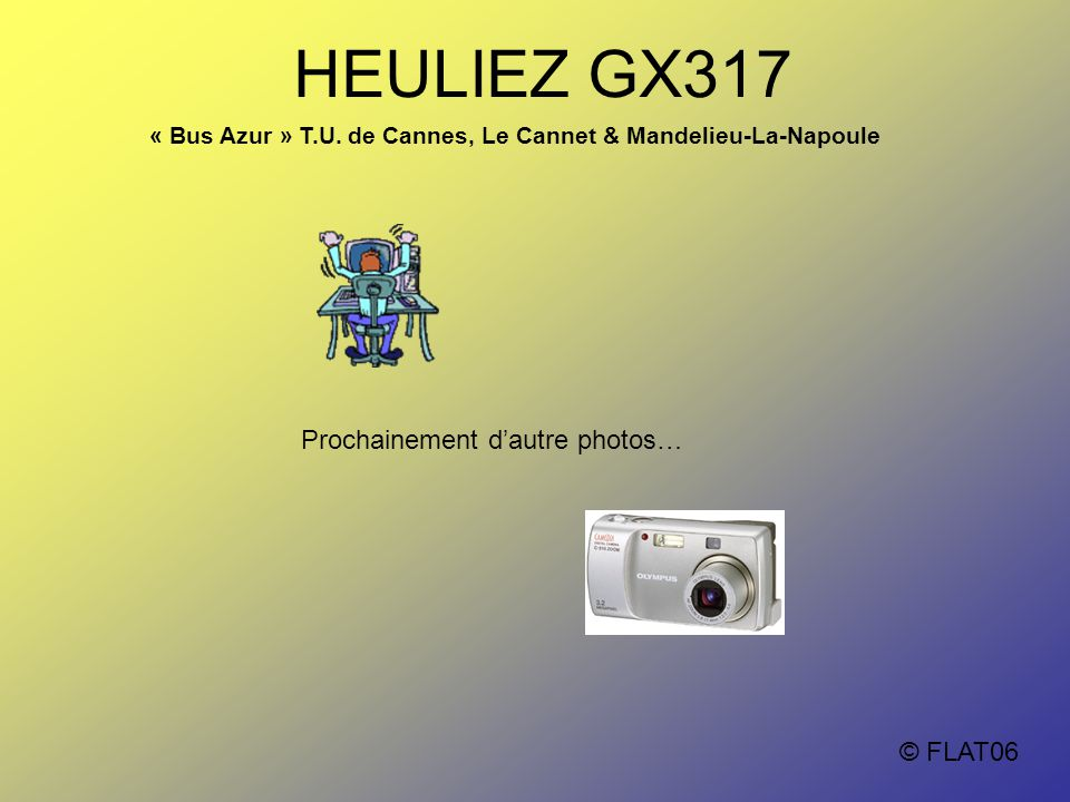 HEULIEZ GX317 Prochainement d'autre photos… © FLAT06