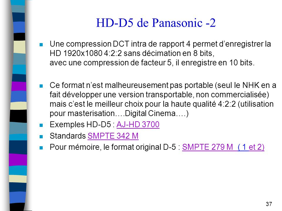 HD-D5 de Panasonic -2