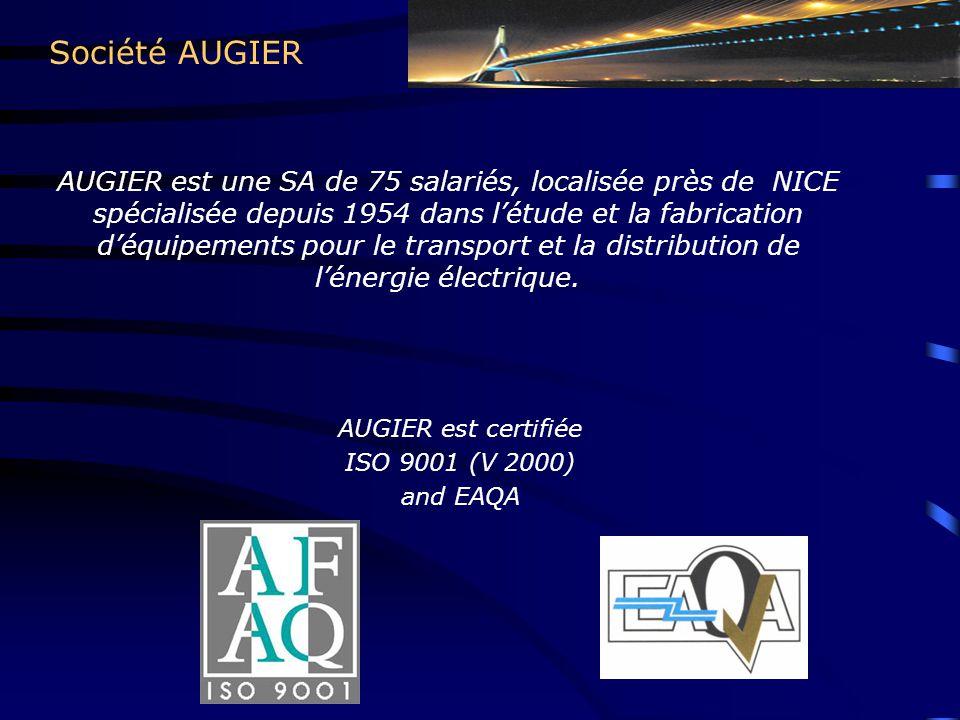 Société AUGIER