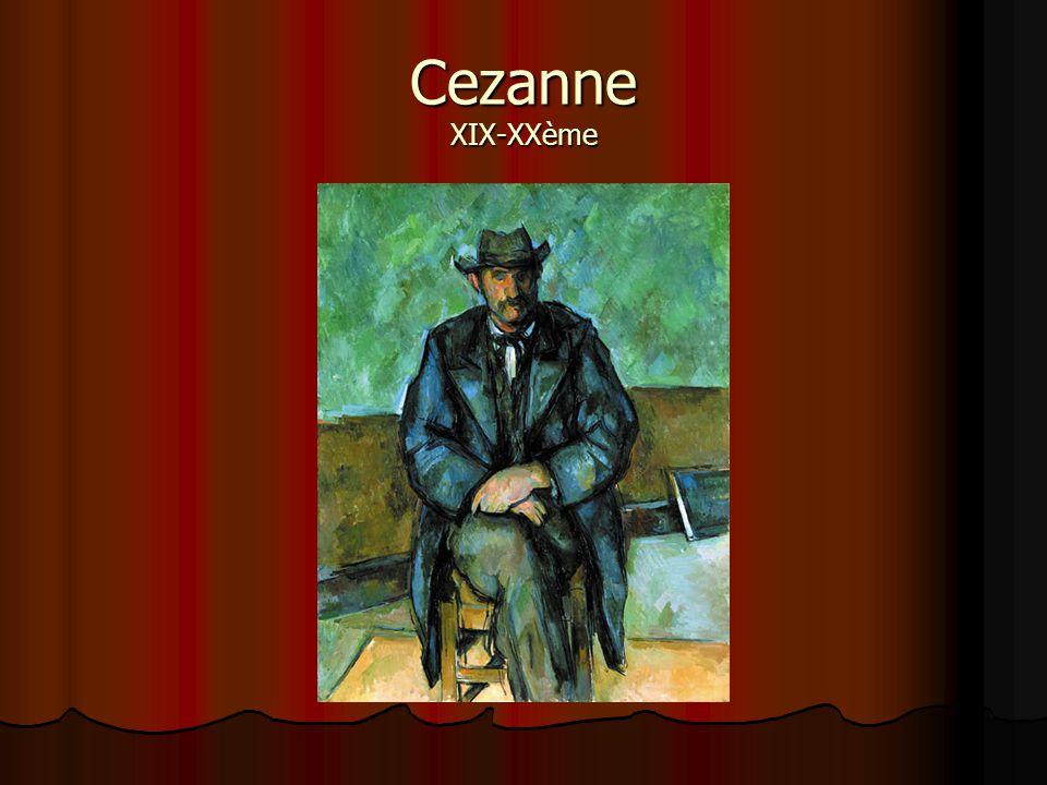 Cezanne XIX-XXème