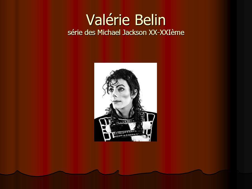 Valérie Belin série des Michael Jackson XX-XXIème