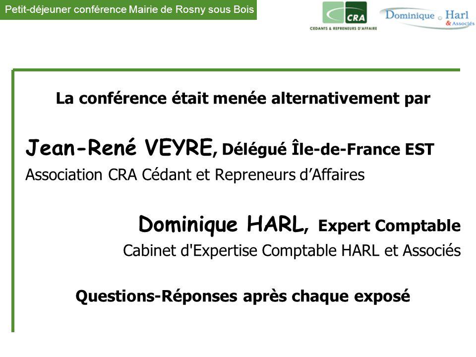 Jean-René VEYRE, Délégué Île-de-France EST