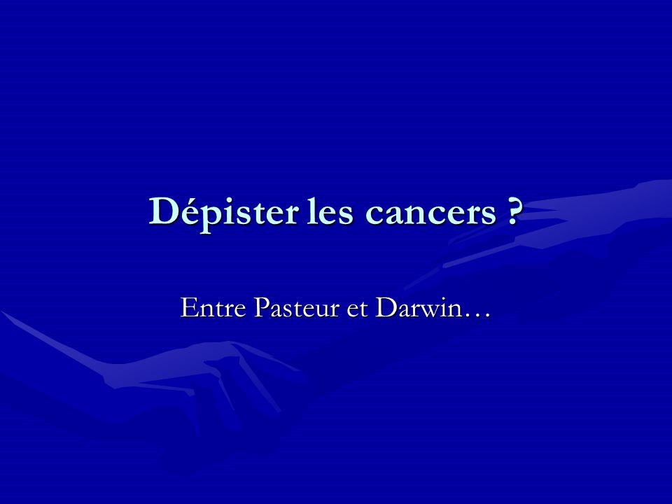 Entre Pasteur et Darwin…