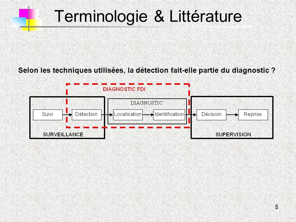Terminologie & Littérature