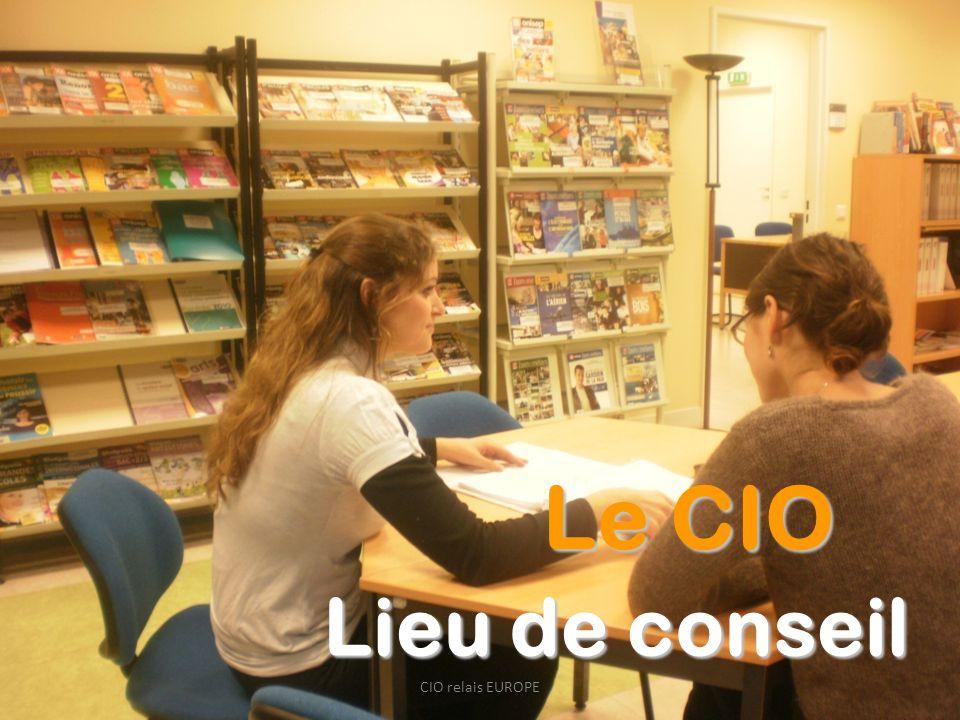 Le CIO Lieu de conseil CIO relais EUROPE