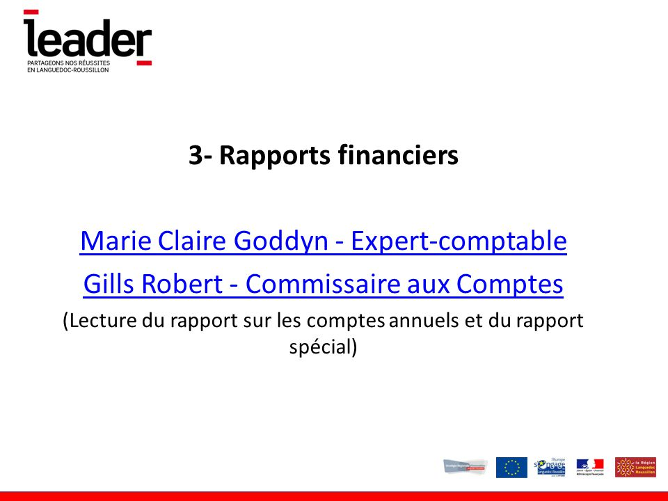 Marie Claire Goddyn - Expert-comptable