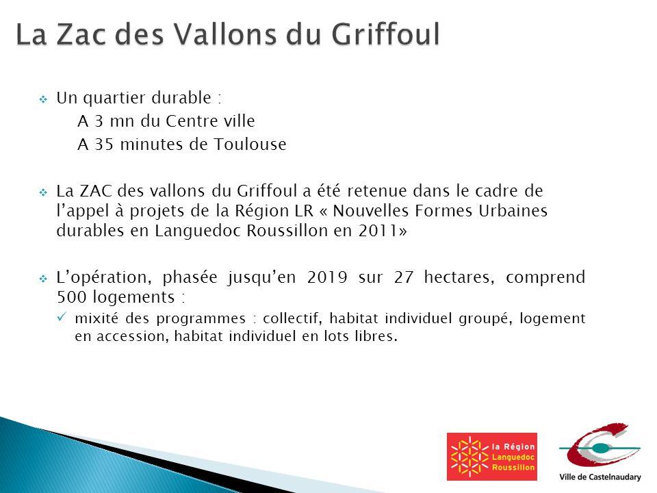 La Zac des Vallons du Griffoul