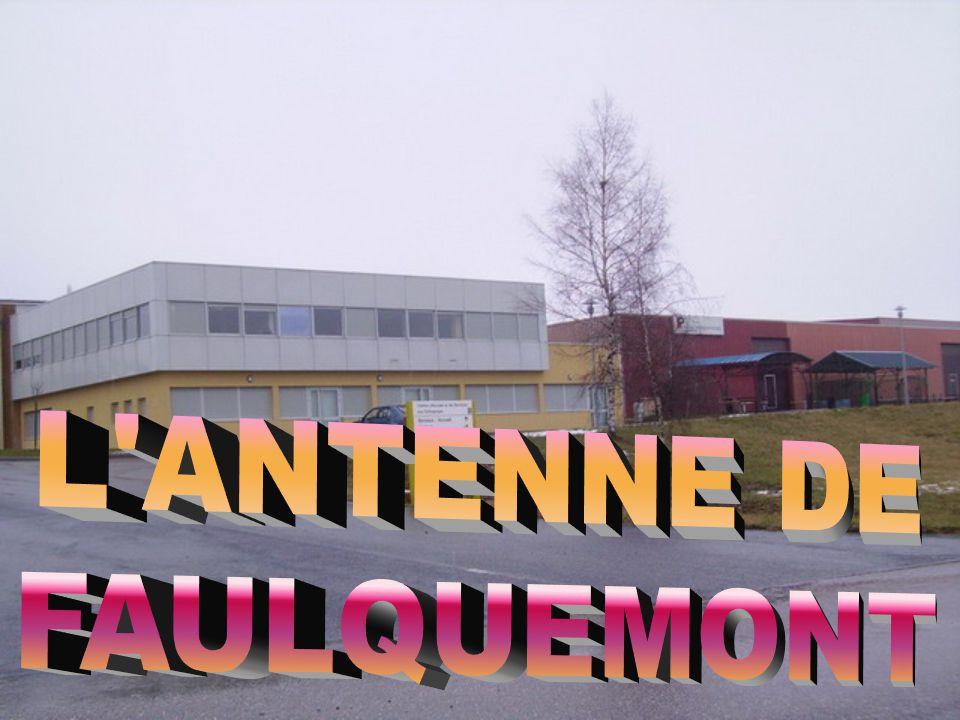 L ANTENNE DE FAULQUEMONT
