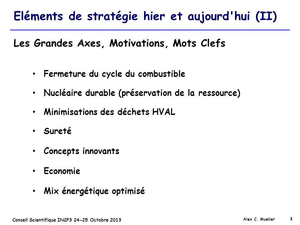 Eléments de stratégie hier et aujourd hui (II)