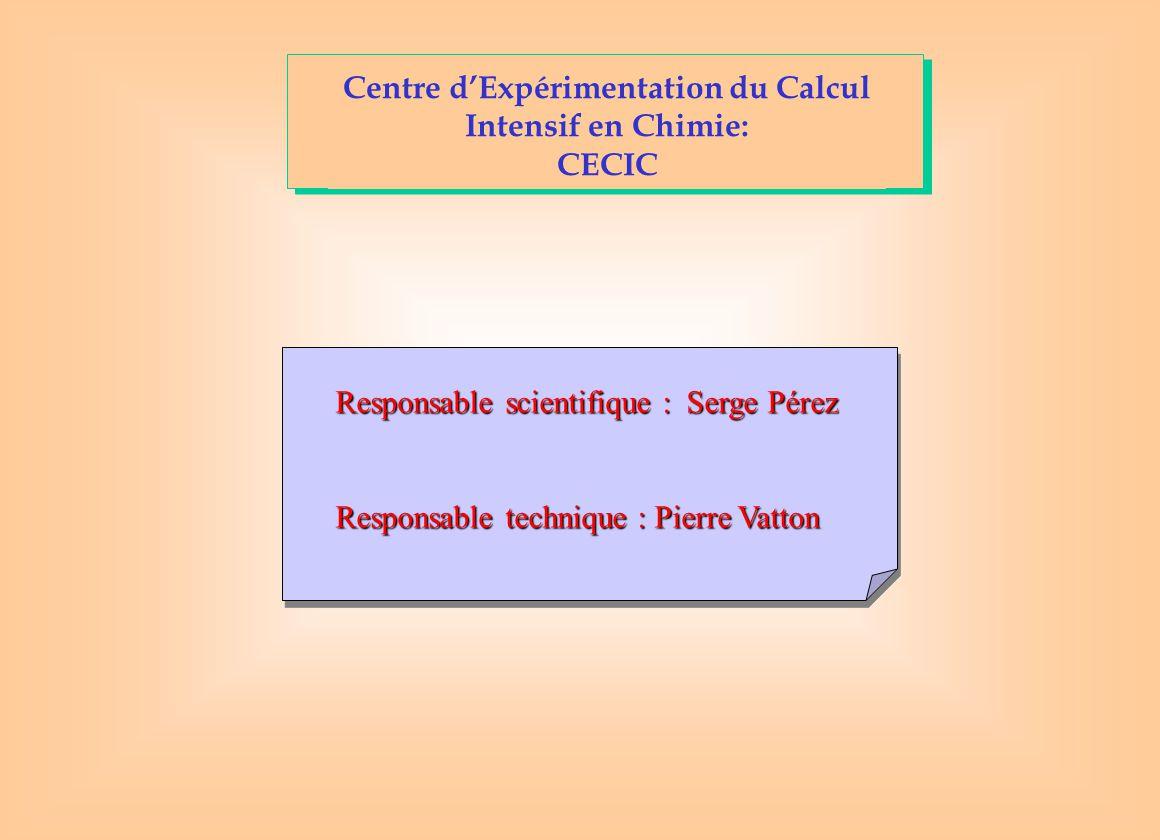 Centre d'Expérimentation du Calcul