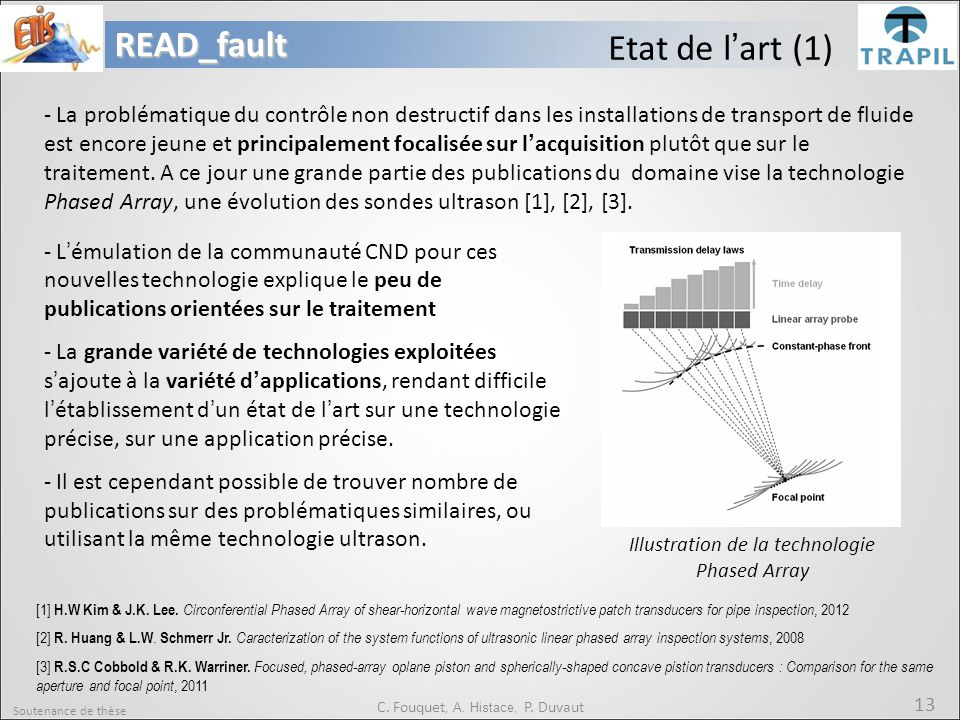 READ_fault Etat de l'art (1)