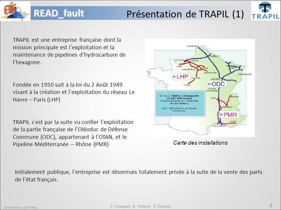 Présentation de TRAPIL (1)