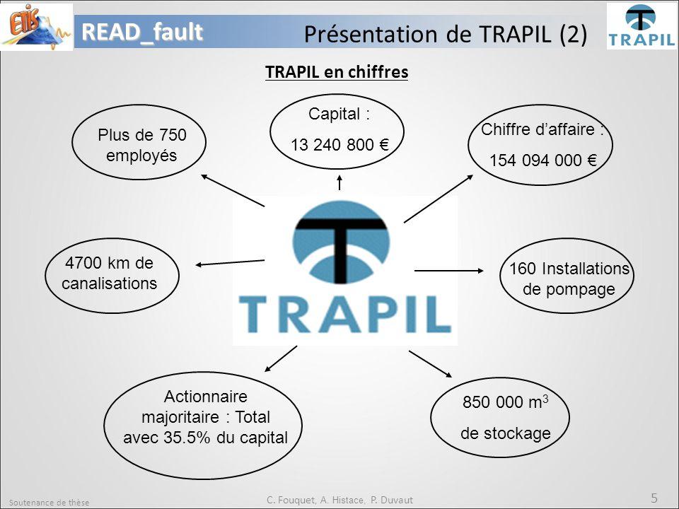 Présentation de TRAPIL (2)