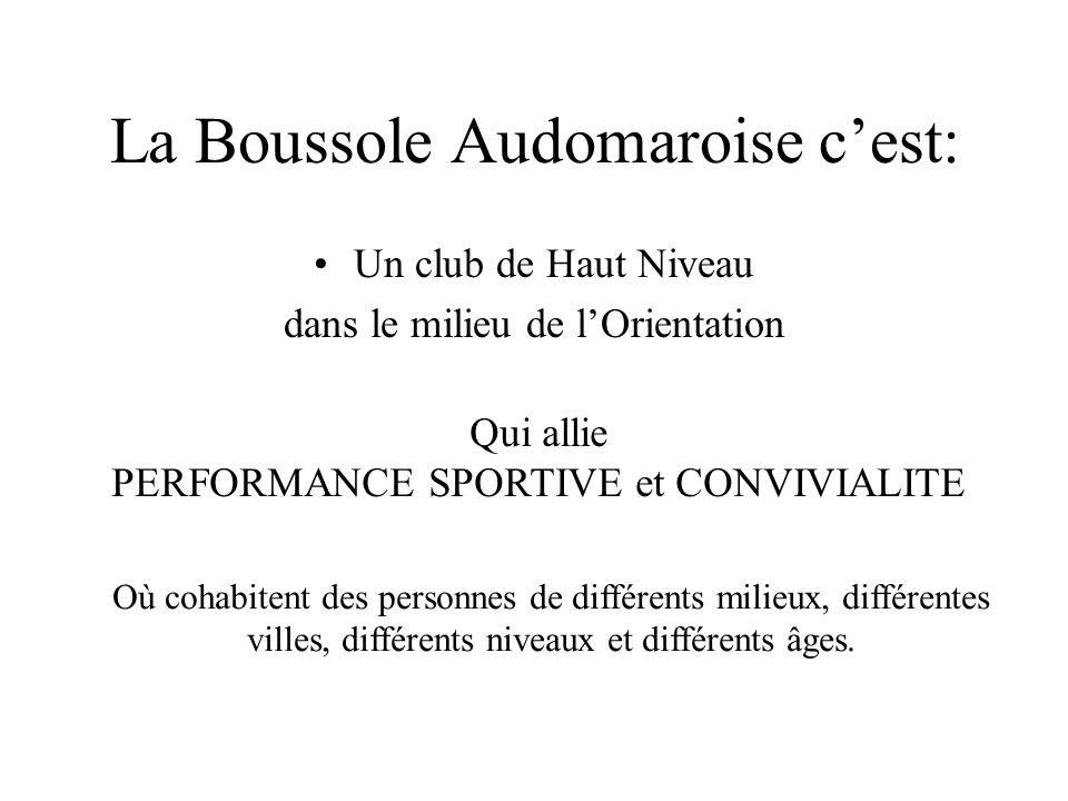 La Boussole Audomaroise c'est: