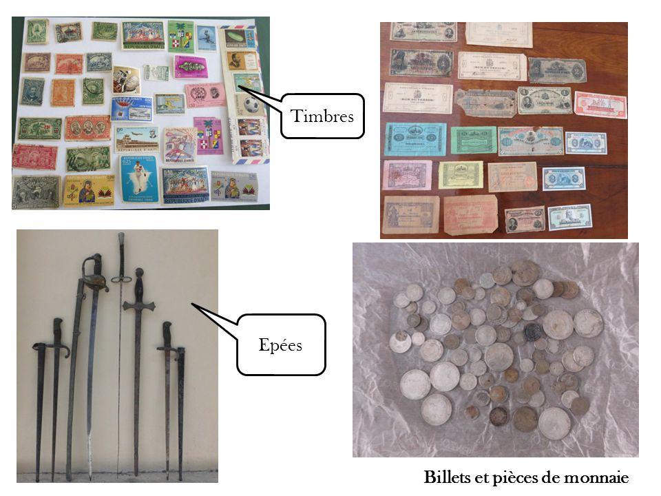 Billets et pièces de monnaie