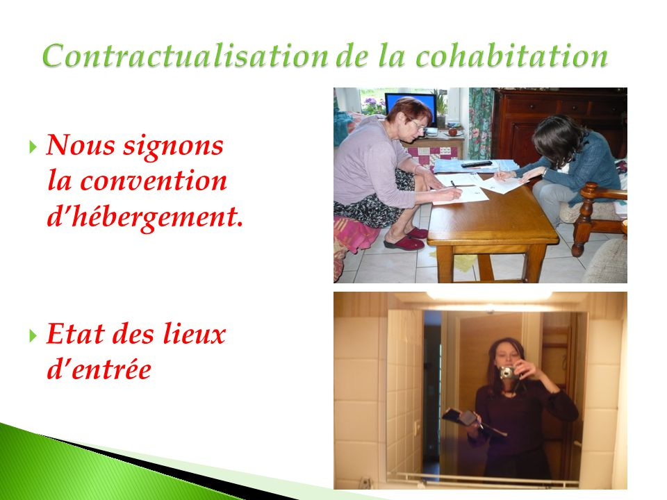 Contractualisation de la cohabitation