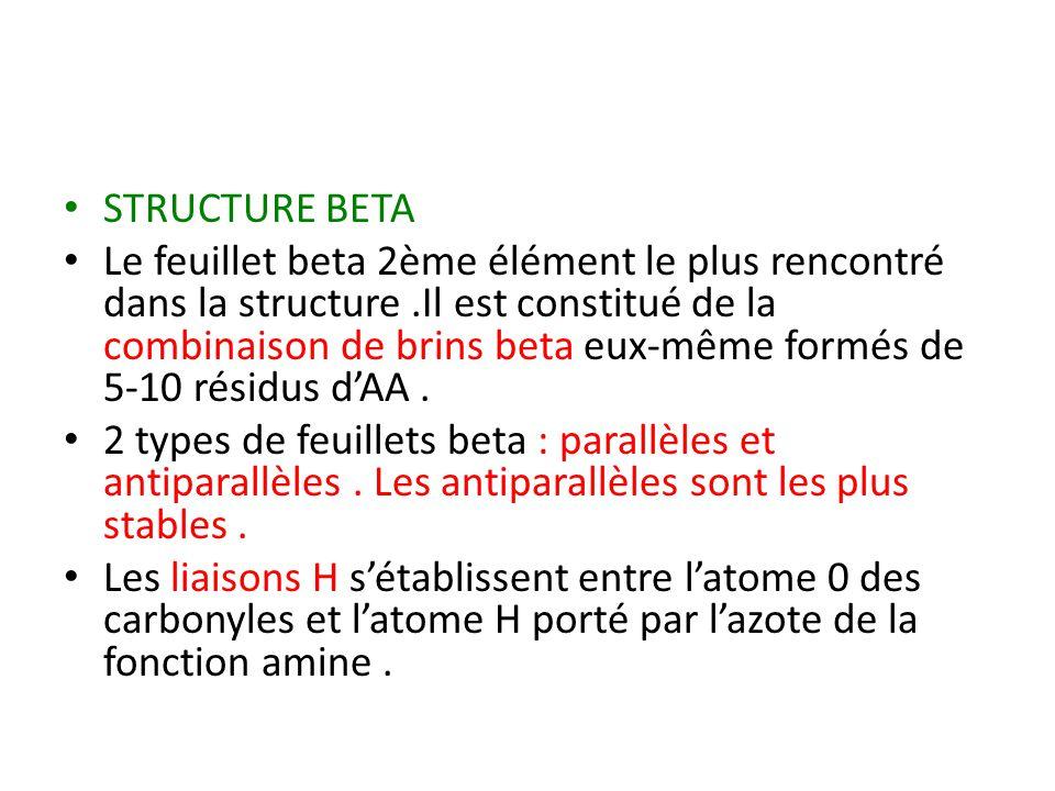 STRUCTURE BETA