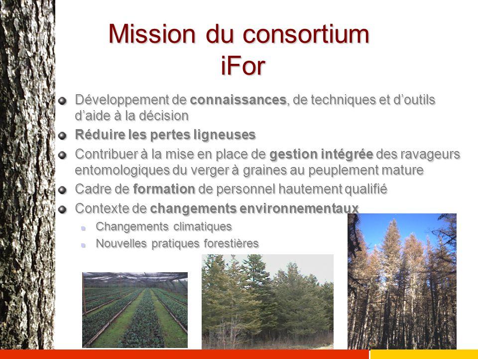 Mission du consortium iFor