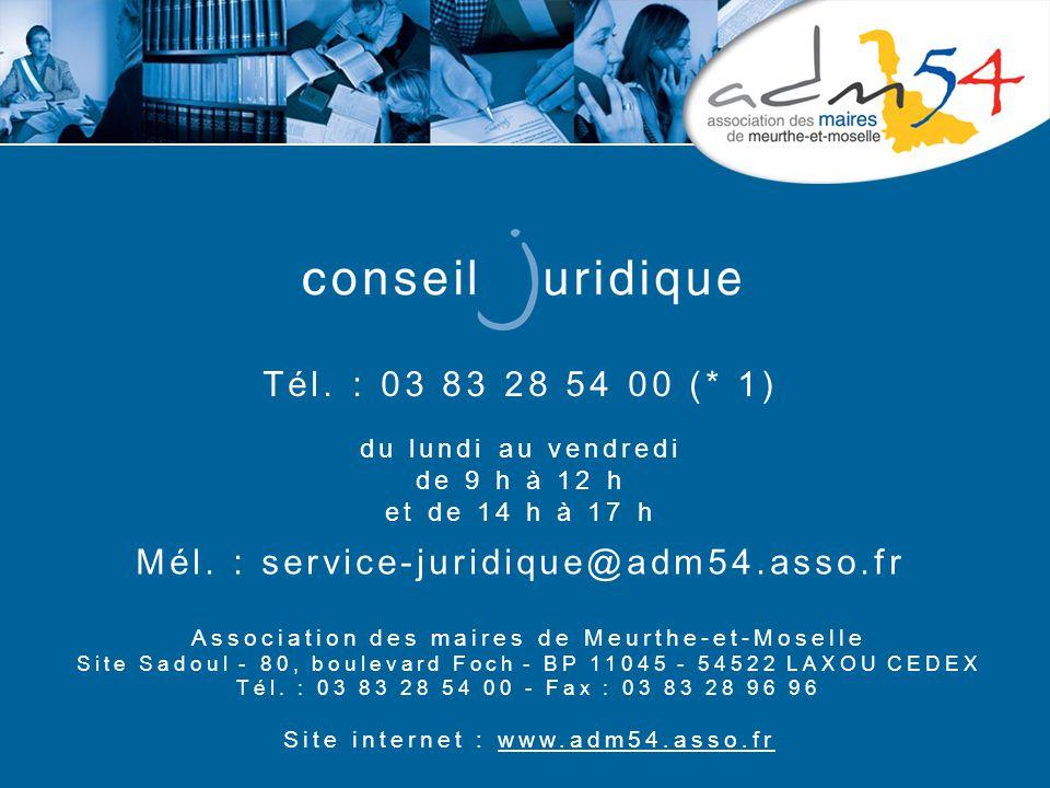 Mél. : service-juridique@adm54.asso.fr
