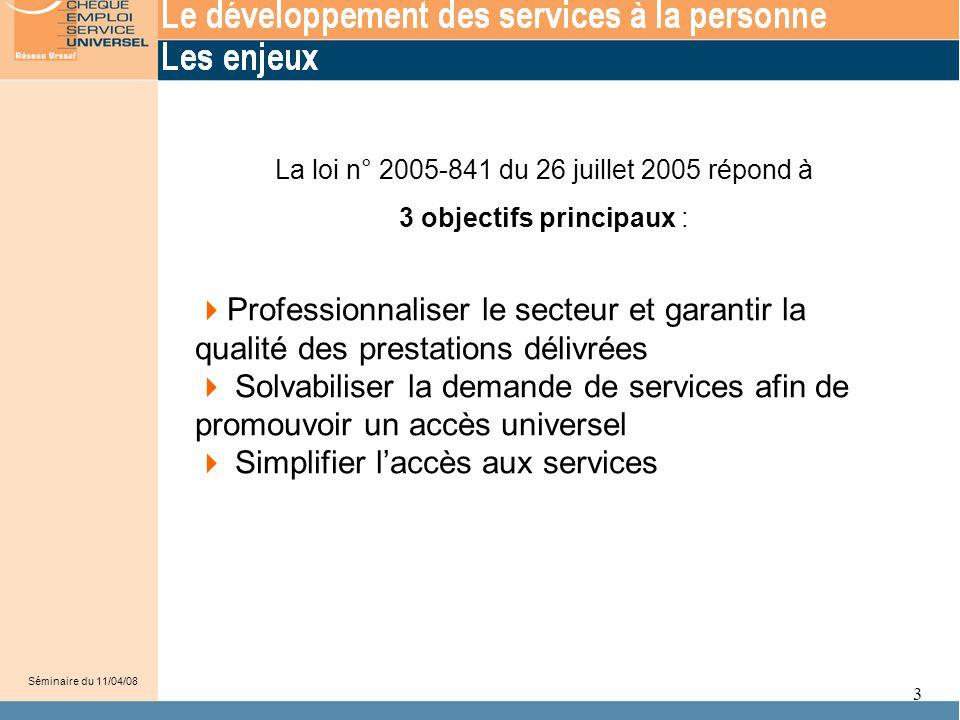  Simplifier l'accès aux services