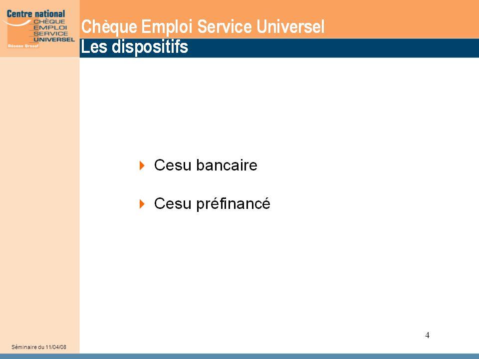 Le CESU simplifie les démarches administratives et allège le coût des services