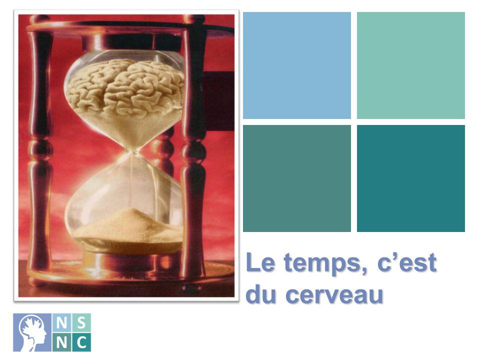 Le temps, c'est du cerveau
