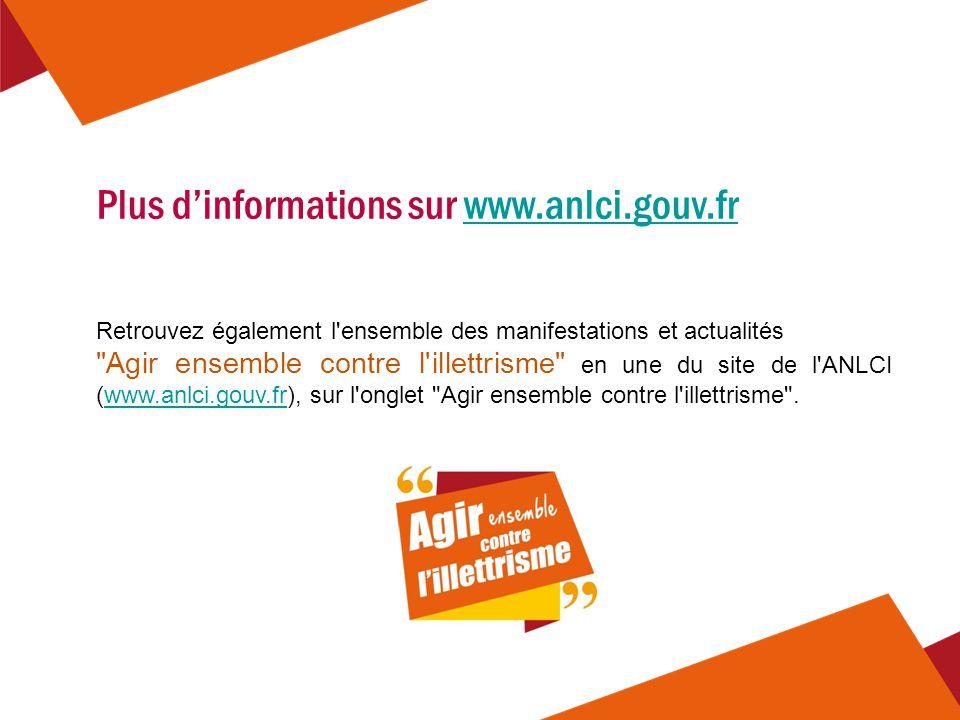 Plus d'informations sur www.anlci.gouv.fr