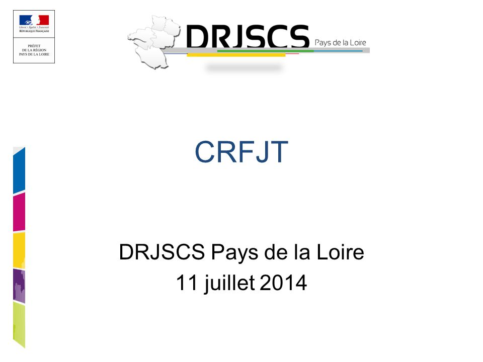 DRJSCS Pays de la Loire 11 juillet 2014