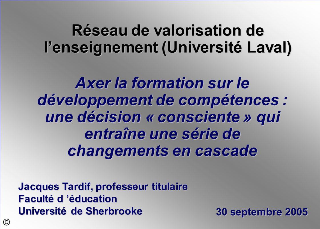 Réseau de valorisation de l'enseignement (Université Laval)