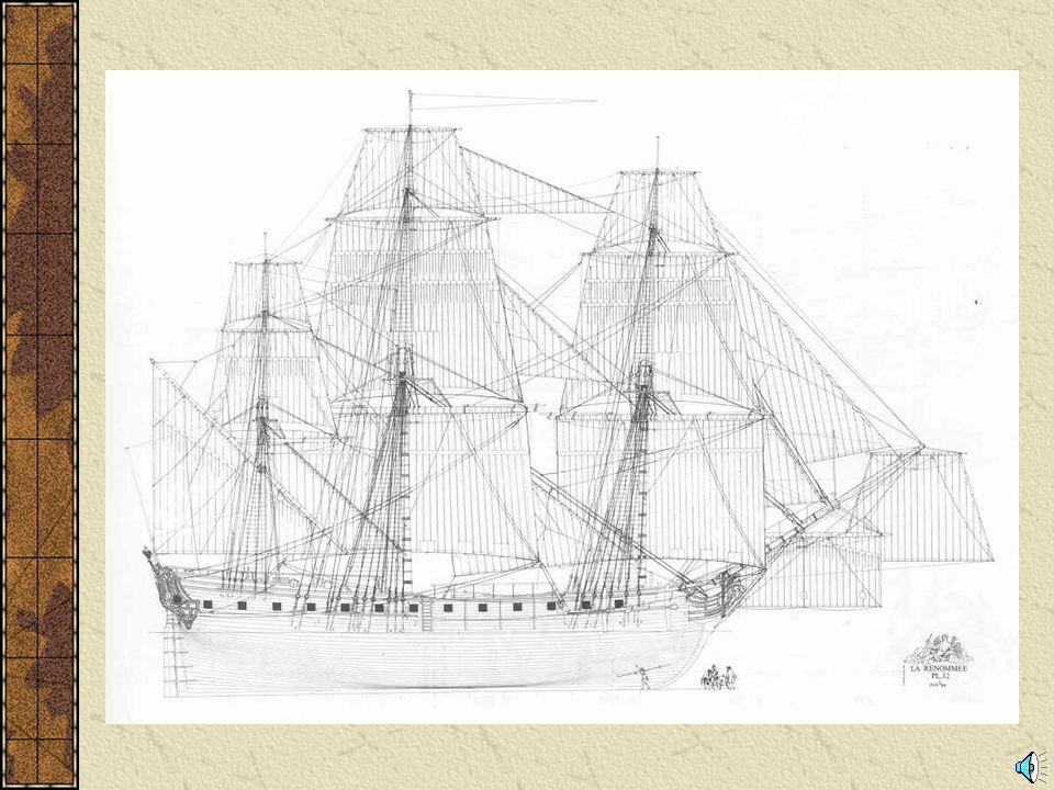 Nous pouvons penser que la construction de La Reine Ester a été menée jusqu'à son terme et qu'elle a pu ainsi embarquer ses marchandises destinées aux îles de l'Amérique française