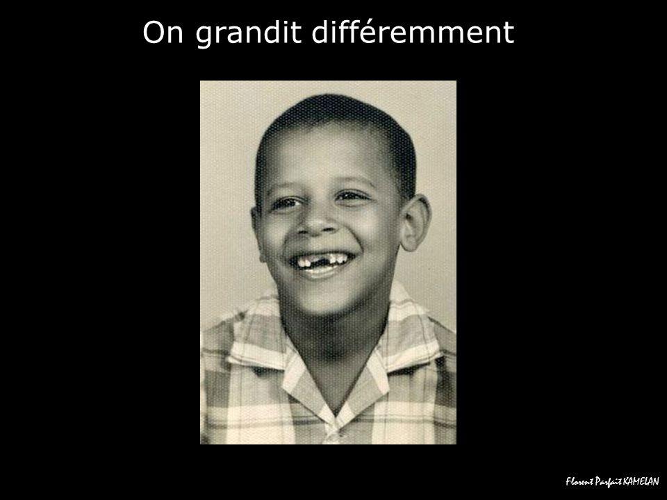 On grandit différemment