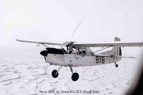 Nord 3400 du 2ème PA ZES (René Bail)