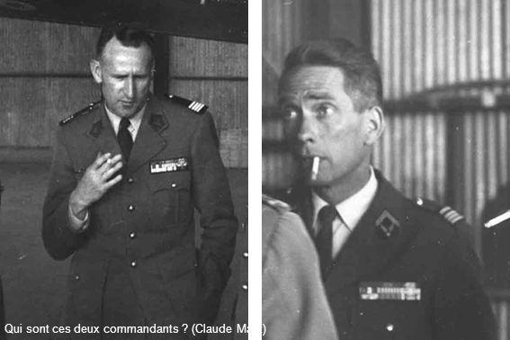 Qui sont ces deux commandants (Claude Marx)