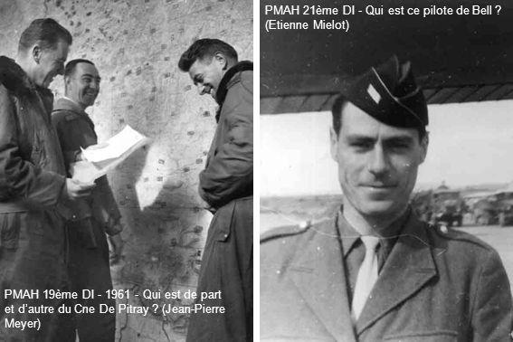 PMAH 21ème DI - Qui est ce pilote de Bell (Etienne Mielot)
