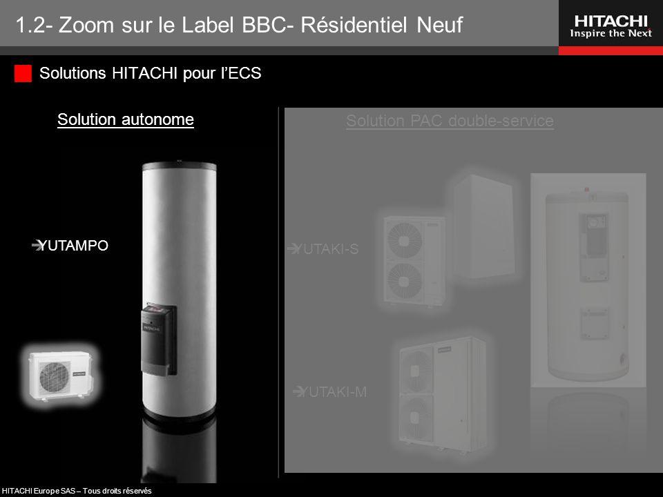 1.2- Zoom sur le Label BBC- Résidentiel Neuf